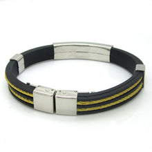 Stainless Steel Wire Urban Bracelet