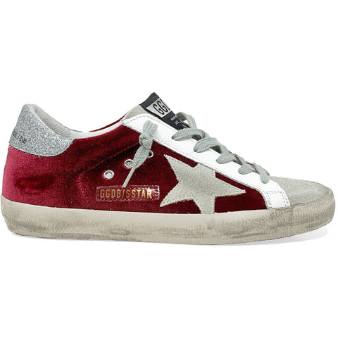 Superstar Copper Velvet Ice Star Sneaker