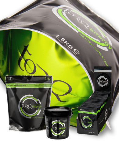 TORQ Energy 500 g Lime & Lemon