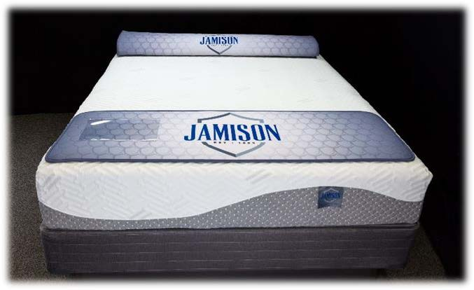 Jamison TLC Latex Collection Nappa II Firm Mattress