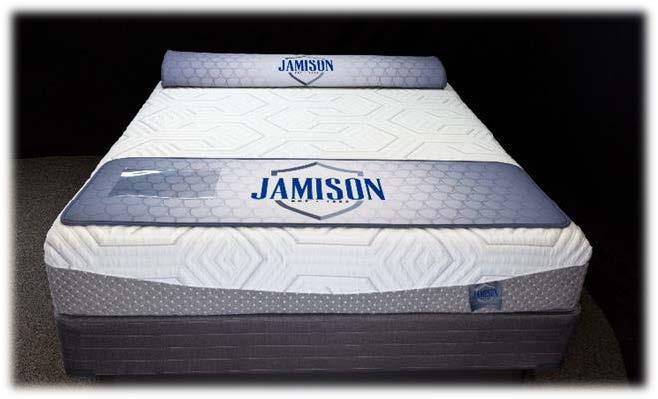 Jamison TLC Latex Collection Palisade II Mattress