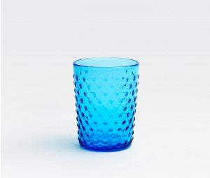 Sofia True Blue Tumbler Glass Set of 6