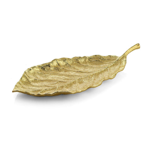 New Leaves Medium Magnolia Leaf Platter