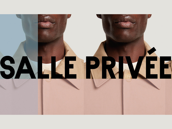 JUNE 21/22/ND 2019 - ALL DAY // ARCHIVE SALE SALLE PRIVÉE