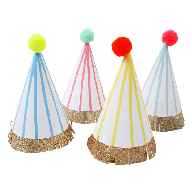 Toot Sweet Mini Party Hats