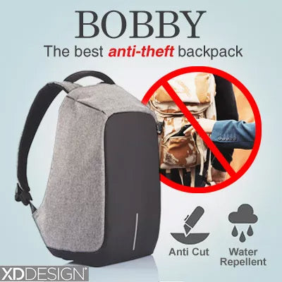 Why Anti-Theft Backpack Is A Must-Have For Aspiring Artists