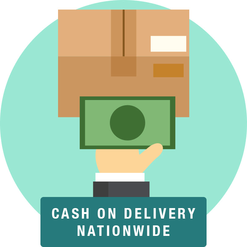 CASH ON DELIVERY NATIONWIDE