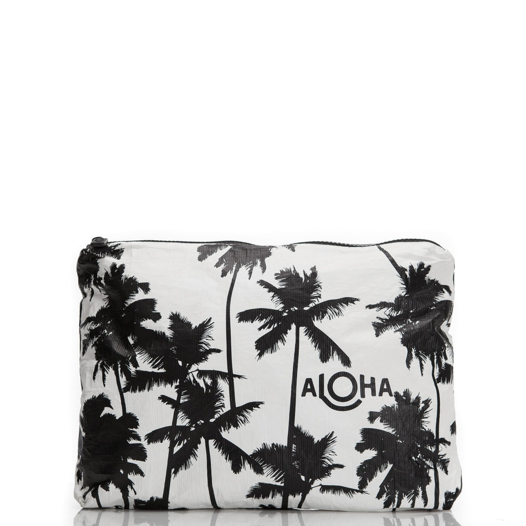 Mid-Sized Coco Palms Pouch