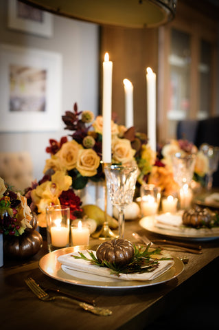 Fall Flowers, Centerpieces and More!