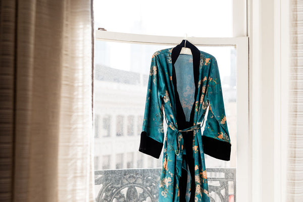 Crafting Kimono Robes for a New Generation