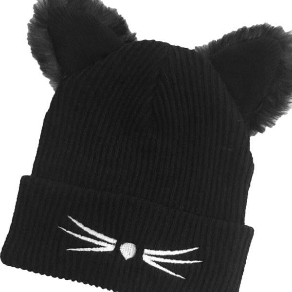 Warm Cat Hat