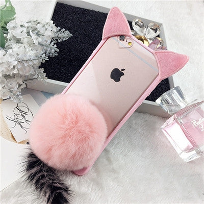 Phonecases - 'Ear Ball Cover For iPhone'