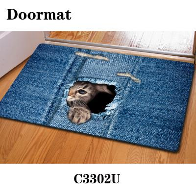 Home Decor - Floor Mat 'Say Hi'