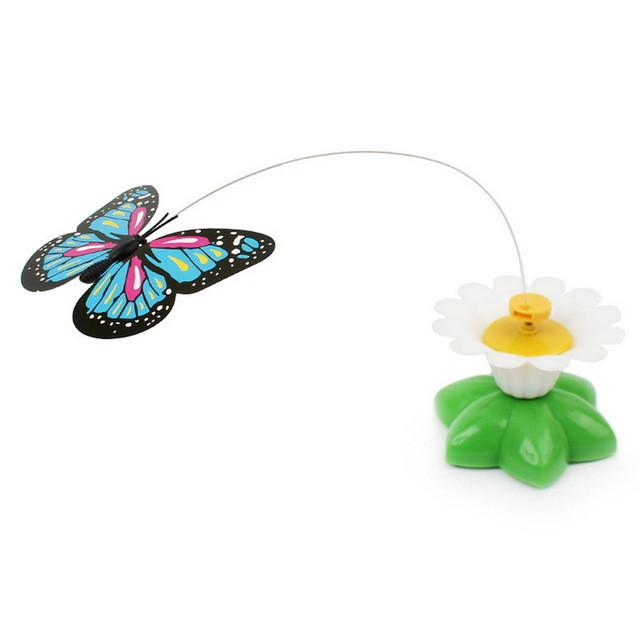 Cat Toys - Automatic Cat Butterfly