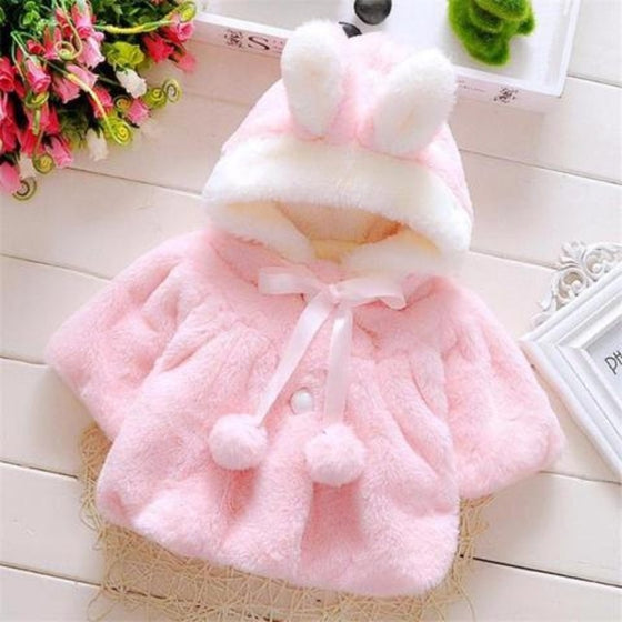 Bunny Outfit For Baby Girls
