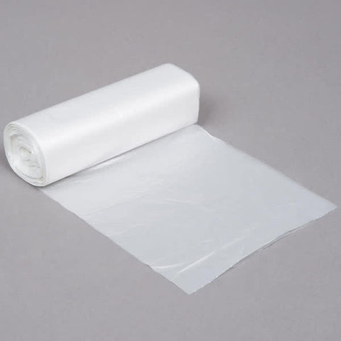 "40"" x 48"" 16 Micron Clear Liner, 250 Count - Thebestpartydeals"