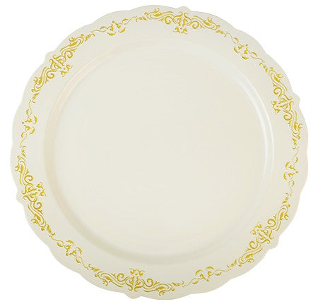 "Heritage 10"" Dinner Plate, 120 per case"