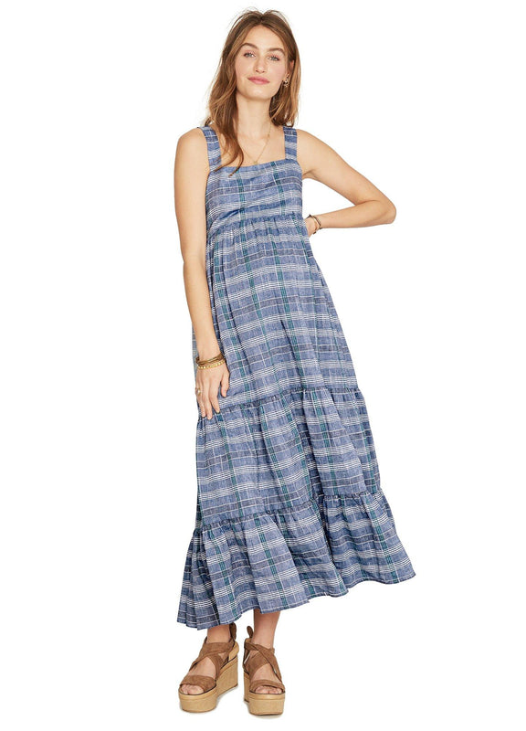 color:chambray plaid
