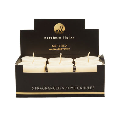 Northern Lights Candles / Votives - Mysteria