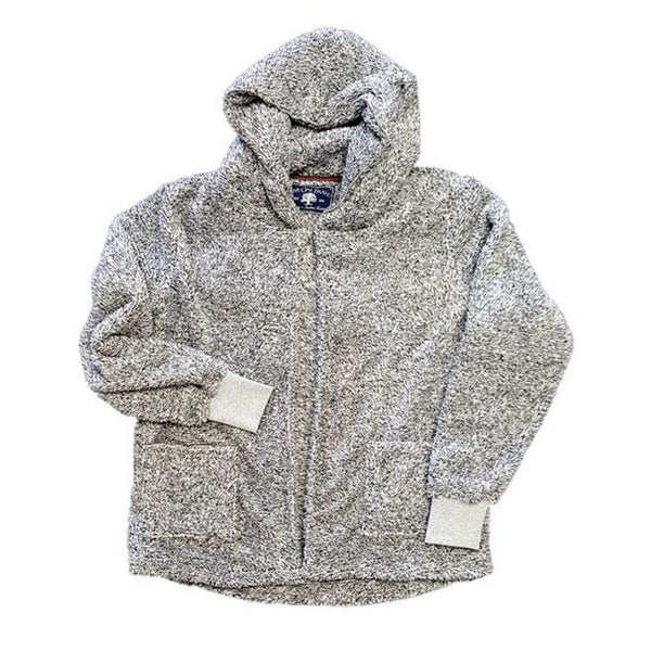 Cardigan Fleece Hoodie - FINAL SALE - Live Oak - The Sherpa Pullover Outlet