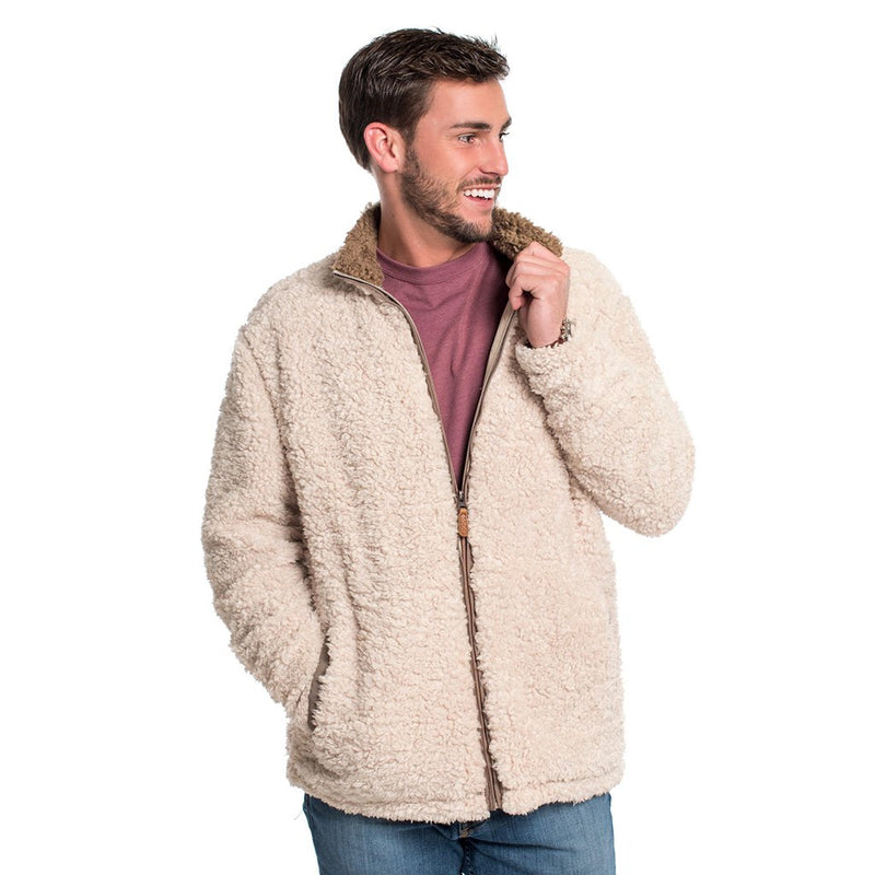 Sherpa Jacket - FINAL SALE - The Southern Shirt Co. - The Sherpa Pullover Outlet