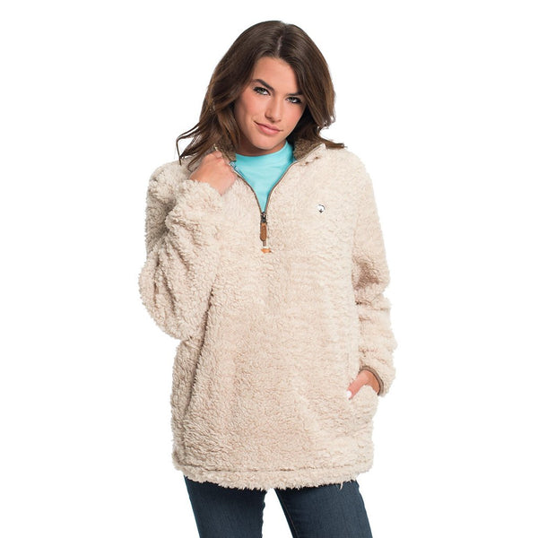 Sherpa Pullover with Pockets - FINAL SALE - The Southern Shirt Co. - The Sherpa Pullover Outlet