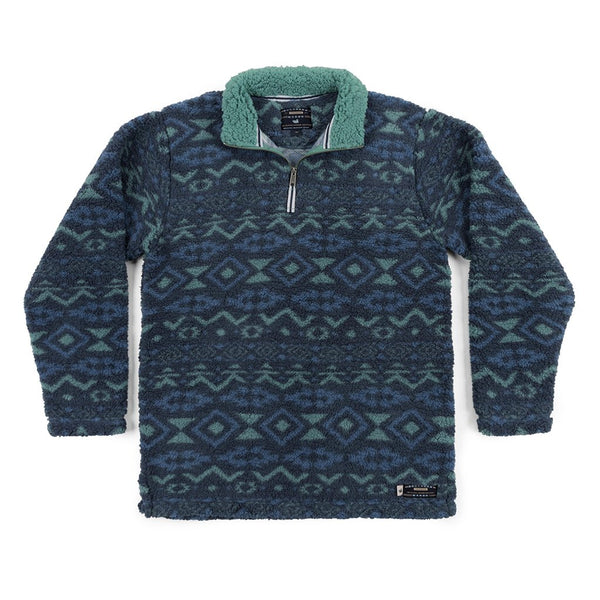 Appalachian Peak Sherpa Pullover - FINAL SALE - Southern Marsh - The Sherpa Pullover Outlet
