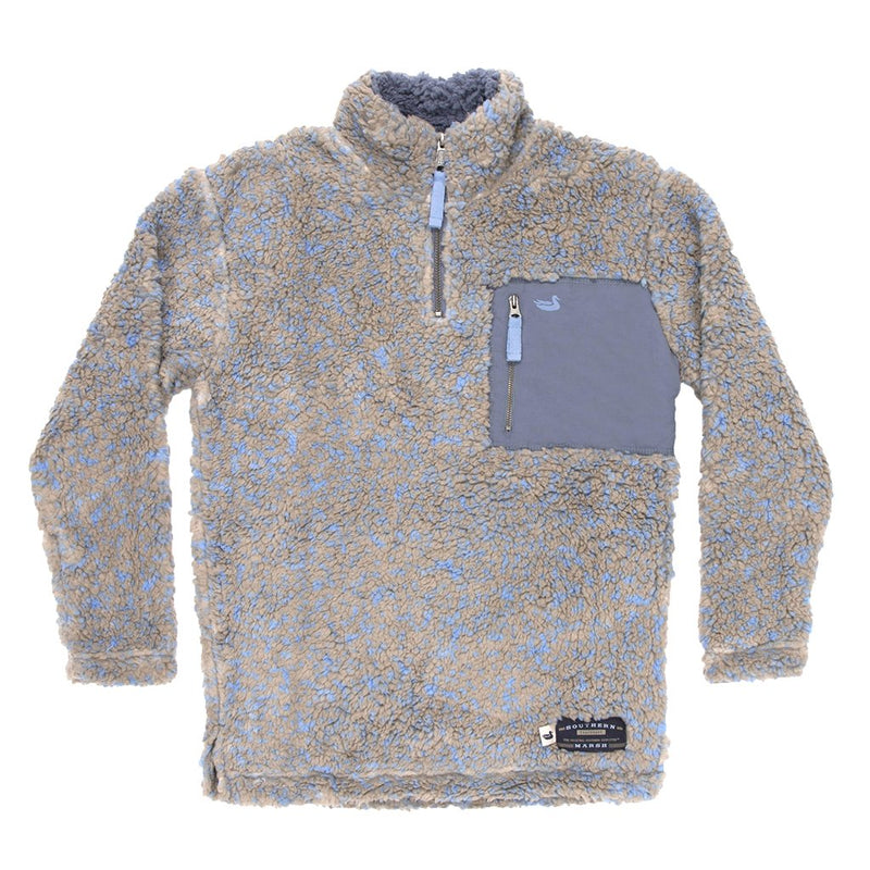 Youth Blue Ridge Sherpa Pullover - FINAL SALE - Southern Marsh - The Sherpa Pullover Outlet