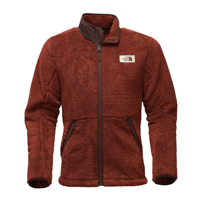Men's Campshire Full Zip Sherpa Fleece - FINAL SALE - The North Face - The Sherpa Pullover Outlet