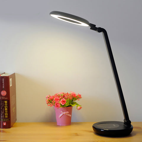 Eye Protection Reading Charging & Plug USB LED Touch Switch Stepless Dimming Table Lamps