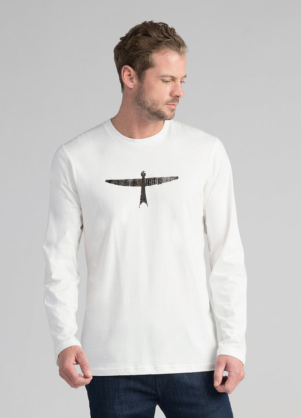 Untouched World-Mens Project U Long Sleeve Tee - buy online with www.tehuianz.com