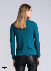 Untouched World-Womens Pip Sweater - Sea Green - buy online with www.tehuianz.com