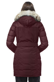 Canada Goose-Womens Rowan Parka Black Label - buy online with www.tehuianz.com