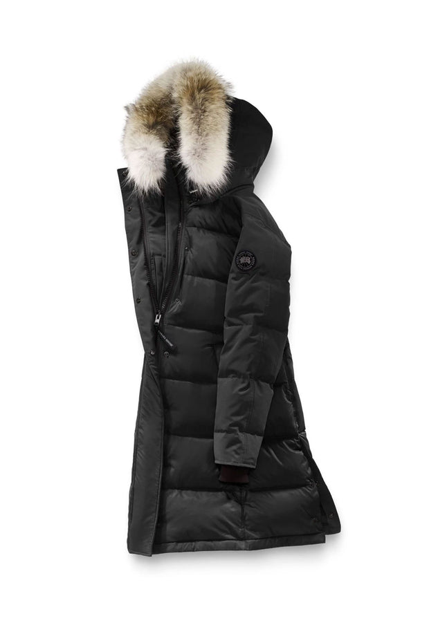 Canada Goose-Womens Rowley Parka Black Label - buy online with www.tehuianz.com