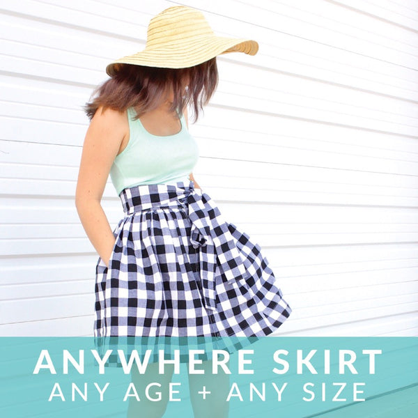 Anywhere Skirt