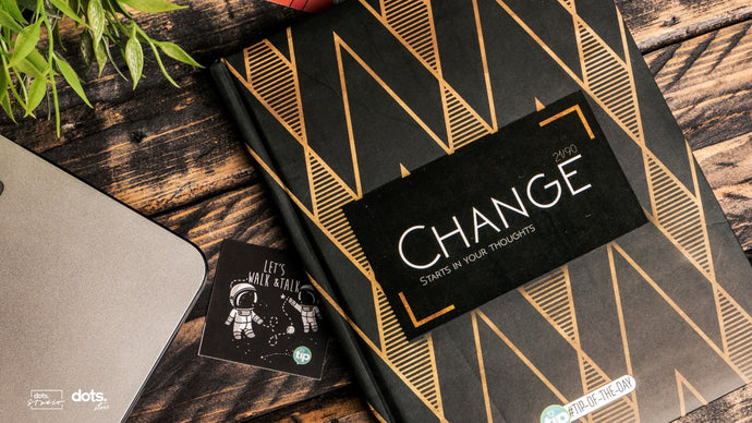 Formal Black Change Book
