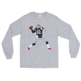 The GOAT Long Sleeve T-Shirt