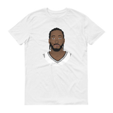 Kawhi So Serious? Short sleeve t-shirt