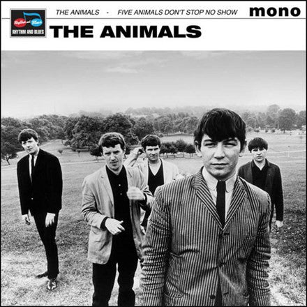 The Animals - Five Animals Don't Stop No Show