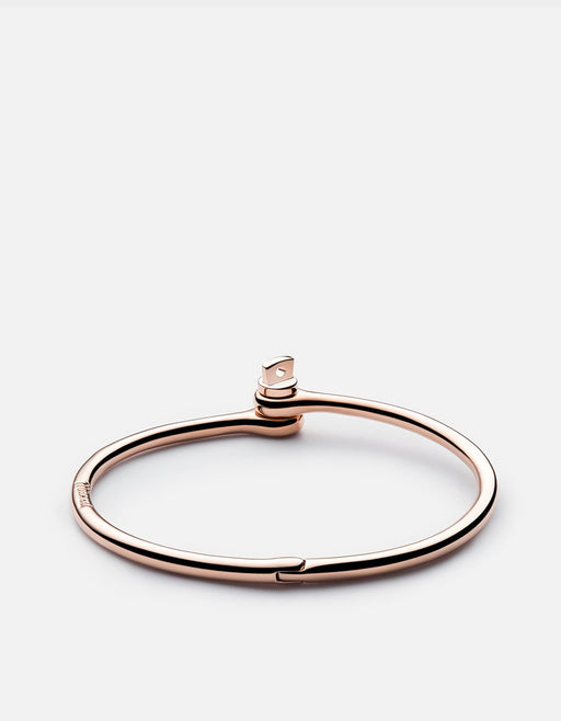 Thin Reeve Cuff Bracelet, Rose | Women's Cuffs | Miansai