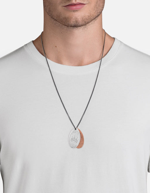 Silver Penny Chain Necklace, It Was All A Dream | Men's Necklaces | Miansai