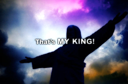 (HD) Video Illustration: That's My King