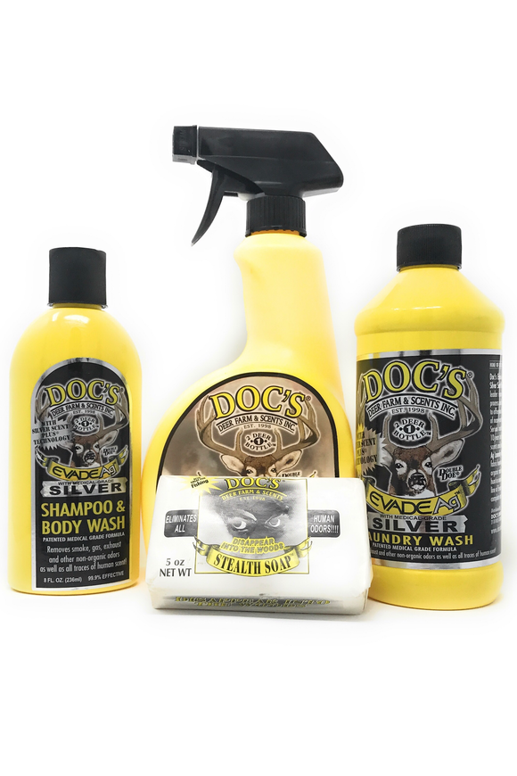 Doc's Evade Kit - Monster Buck Pack
