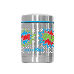 OrganicKidz Stainless Steel Food Container 12oz