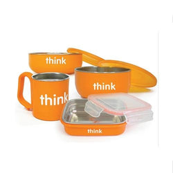 Thinkbaby Complete BPA Free Feeding Set