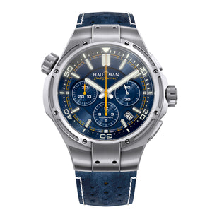 DIVERS CHRONOGRAPH Deep-Blue DD.DC.105/2