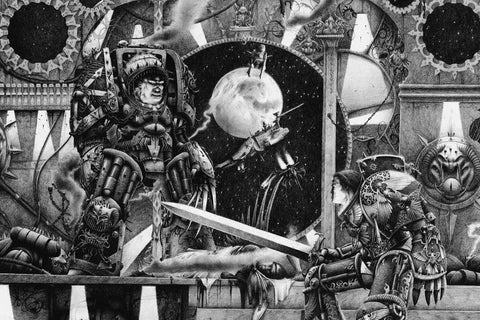 Event - Horus Heresy & Adeptus Titanicus narrative event: The Fall of Andromache 1st June
