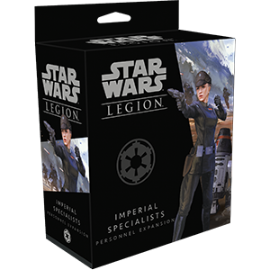 Star Wars Legion - Imperial Specialists Personnel Expansion