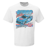 Bubba Wallace #43 NASCAR Retro T-Shirt