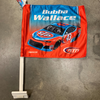 Bubba Wallace Car Flag